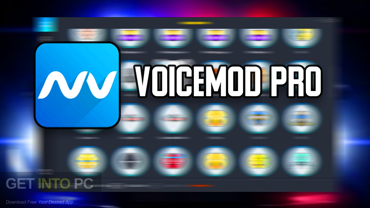 Voicemod Pro Free Download - GetintoPC.com