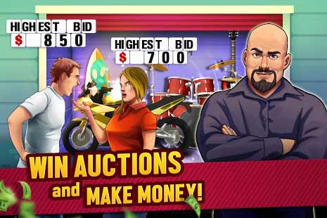 Bid Wars - Warehouse Auctions Apk