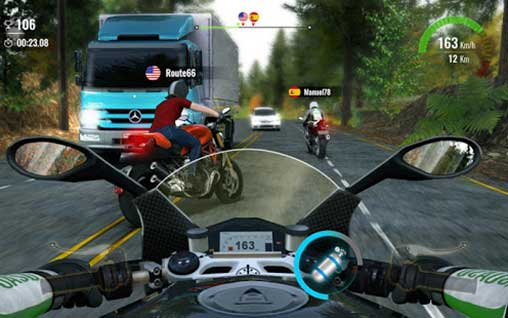 Moto Traffic Race 2 Apk