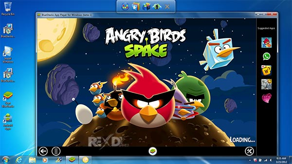 BlueStacks Android in PC
