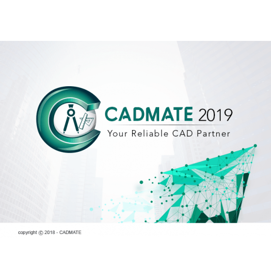 Download CADMATE 2019 Professional SP1