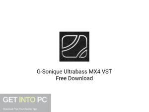 G-Sonique Ultrabass MX4 VST Latest version Download-GetintoPC.com
