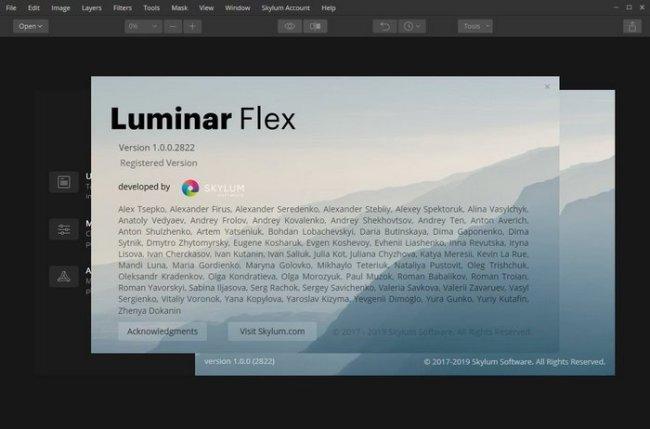 Luminar Flex Full