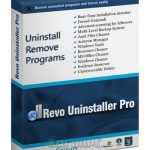 Revo Uninstaller Pro 4.1.5 Free Download Full + Portable