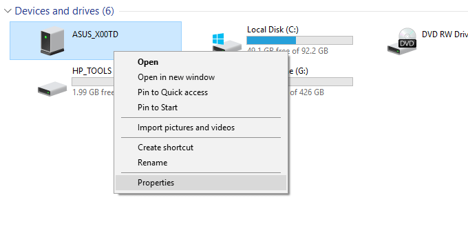 remove virus shortcut from computer and pen