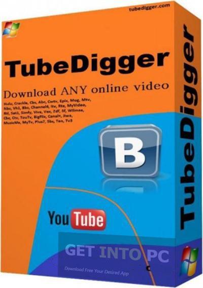 Free Download TubeDigger