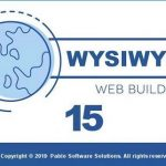 WYSIWYG Web Builder 15.0.4 Free Download