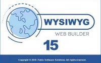 WYSIWYG Web Builder 15.0.4 Free Download