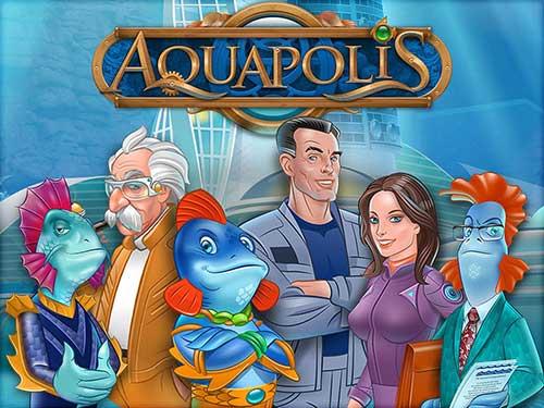 Aquapolis - Build a Metropolis