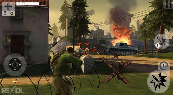 Brothers in arms android