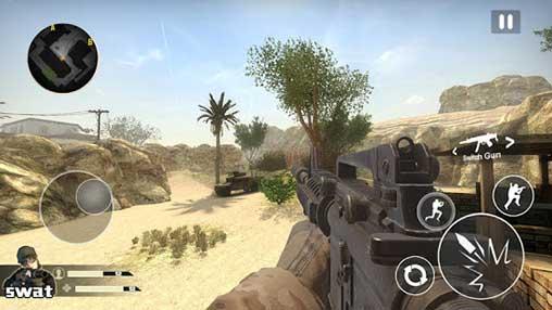 Critical hit Shoot Fire V2 Apk