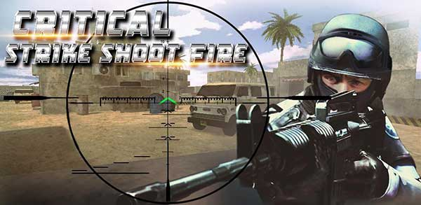 Critical Strike Shoot Fire V2 Mod