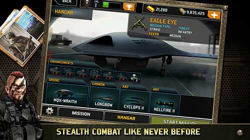 Drone Shadow Strike Apk