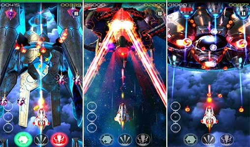 Galaxy Warrior Classic Apk
