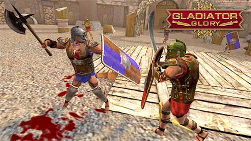 Gladiator fame