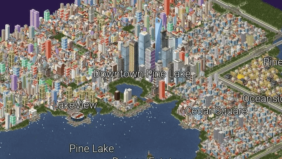 city building games for android