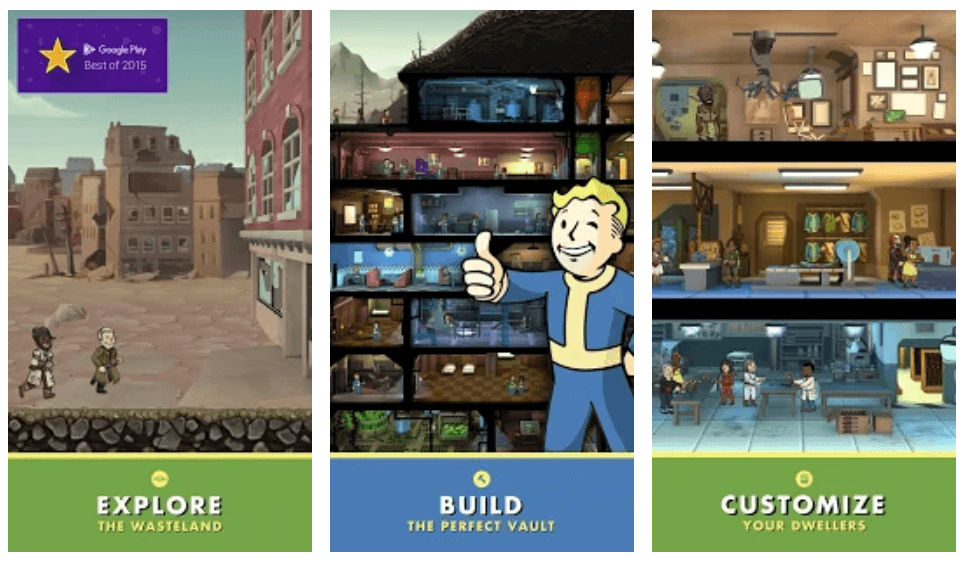 best city games on android
