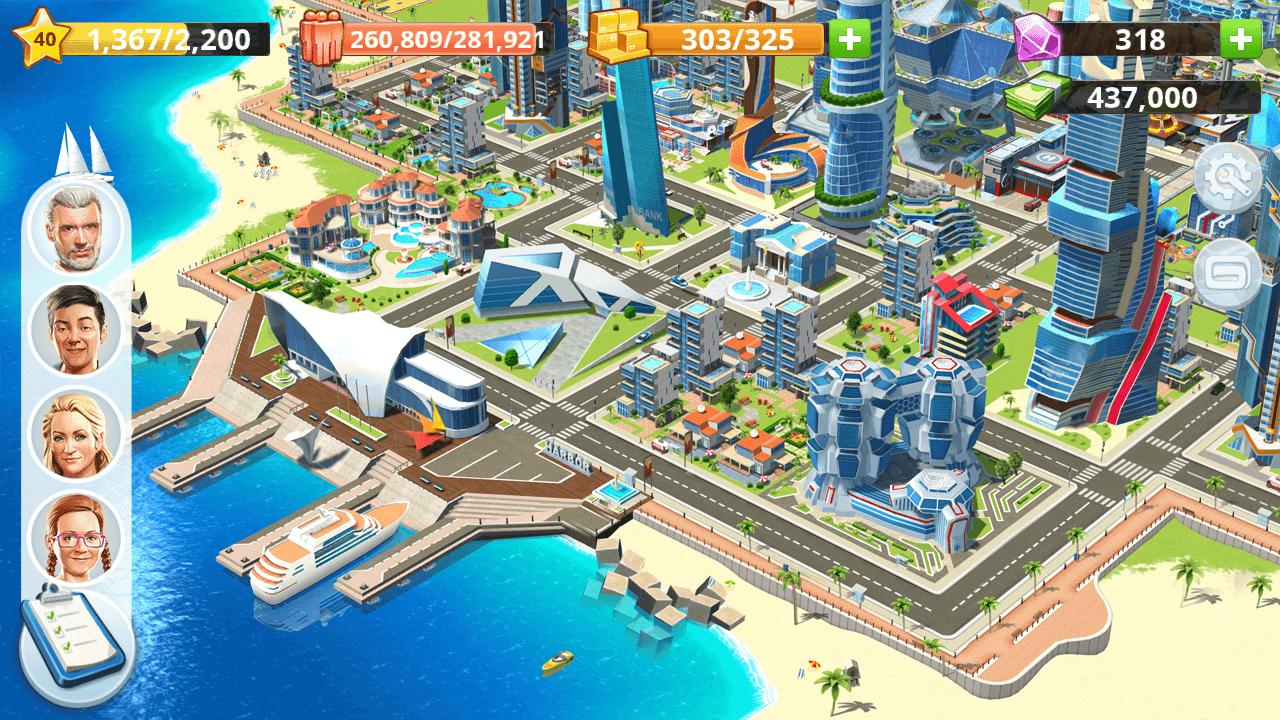 best city building games