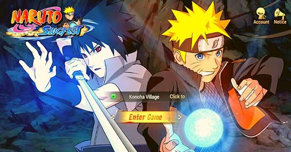 Naruto: Slagfest
