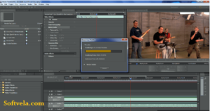 Video editing in Premiere Pro