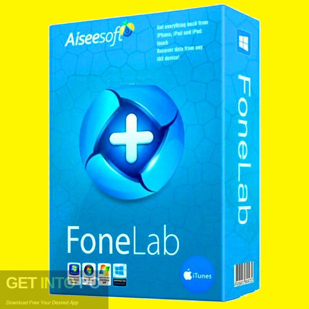 Aiseesoft FoneLab Pro 2019 free download - GetIntoPC.com