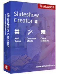 Download Aiseesoft Slideshow Creator completely