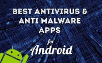 Leading Android Antivirus Security Apps Collections 2019