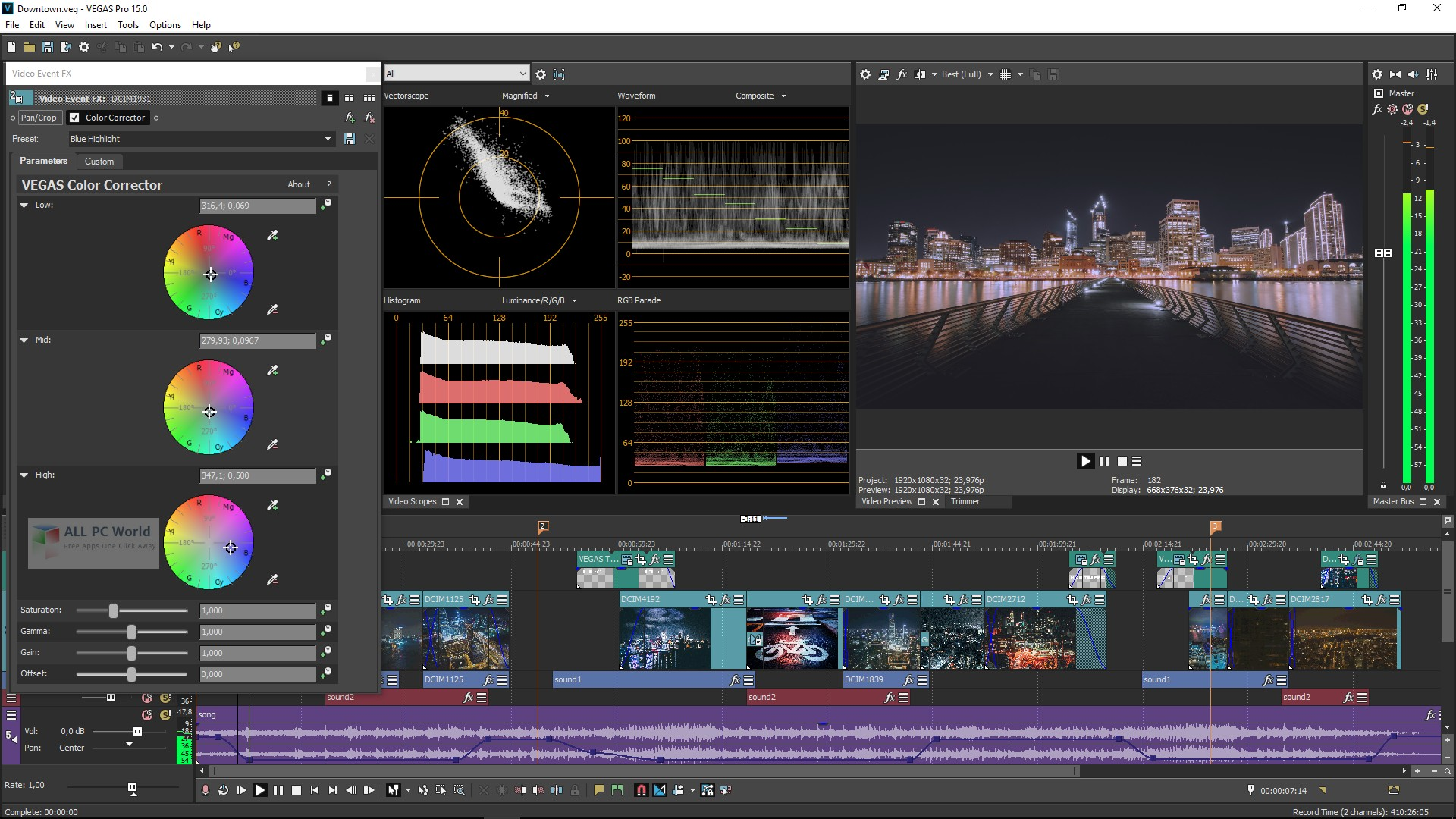 MAGIX VEGAS Pro 17.0 Download