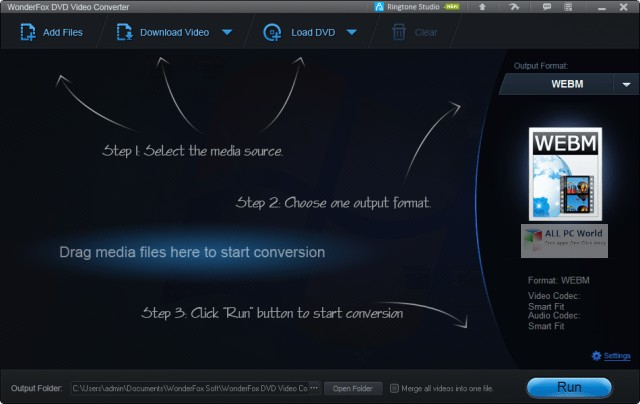WonderFox DVD Video Converter 17.3