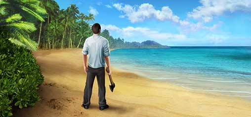 Ocean House: Survival Island