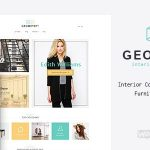 Geometry v1.9.1 – Interior Design & Furniture Shop WordPress Theme